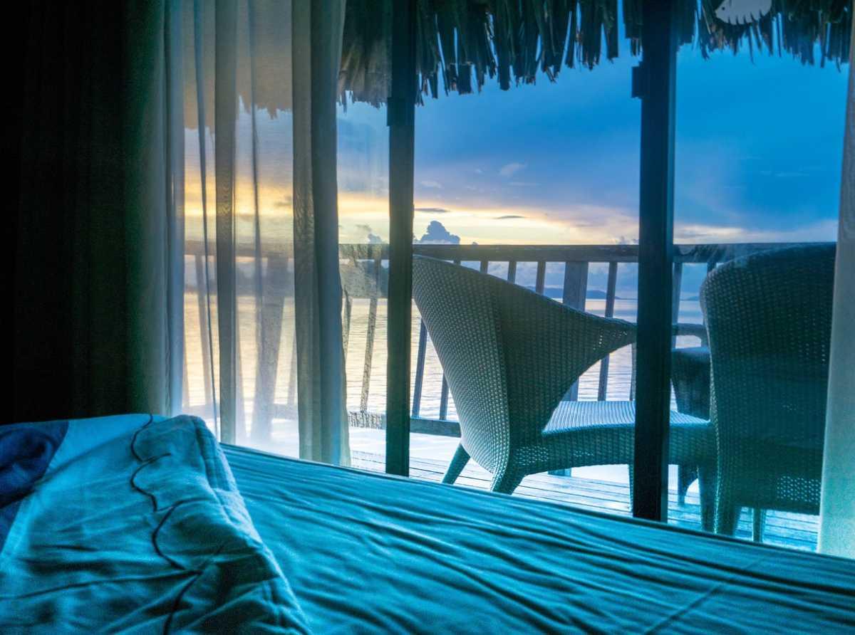 Likuliku Lagoon resort, top 10 overwater bungalows in the world