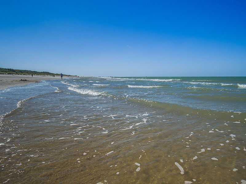 Stewart Beach Shoreline