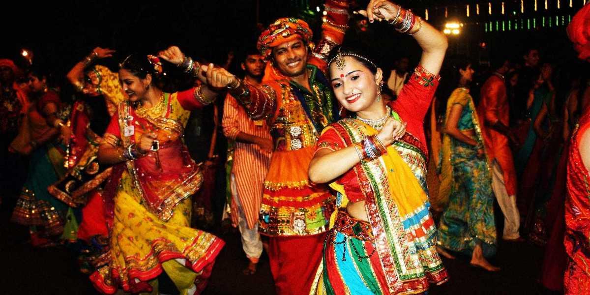 Navratri, Festivals of Gujarat
