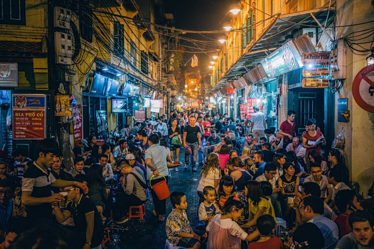 Cheap Places in Ho Chi Minh City, Bia Hoi
