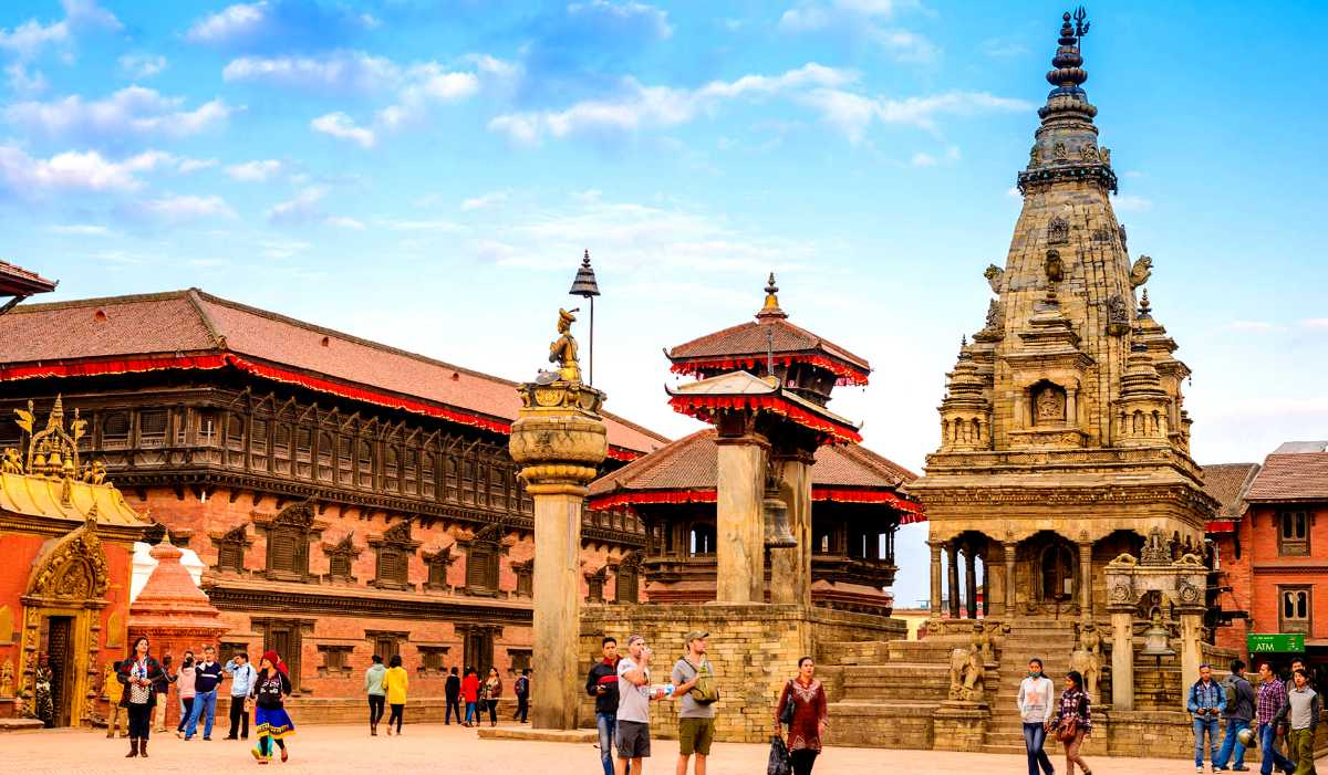 Bhaktapur Durbar Square, Beautiful Places of Nepal