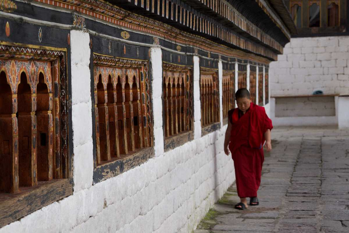 Gyechu Lakhang