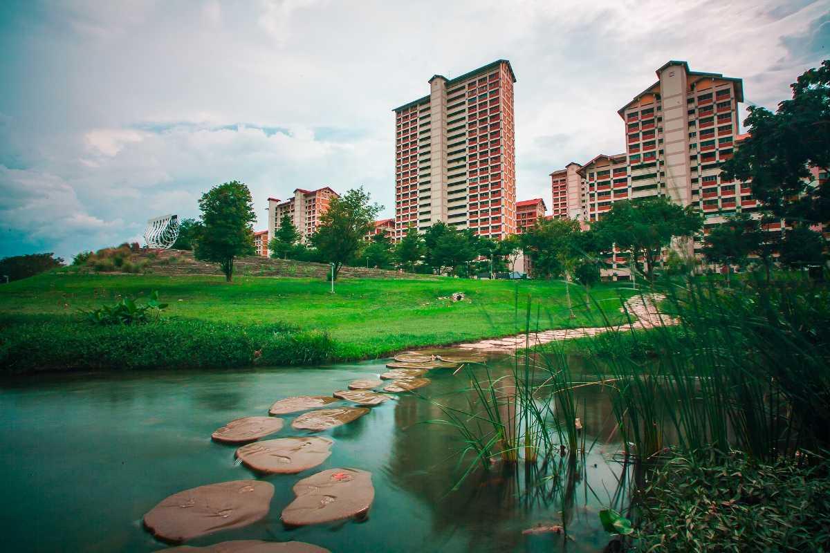 Bishan Park, Gardens in Singapore