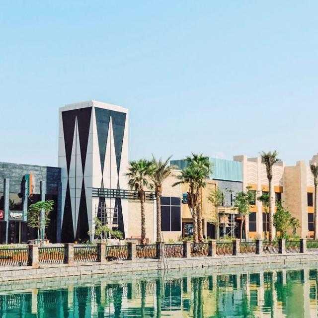 Boardwalk, Riverland Dubai