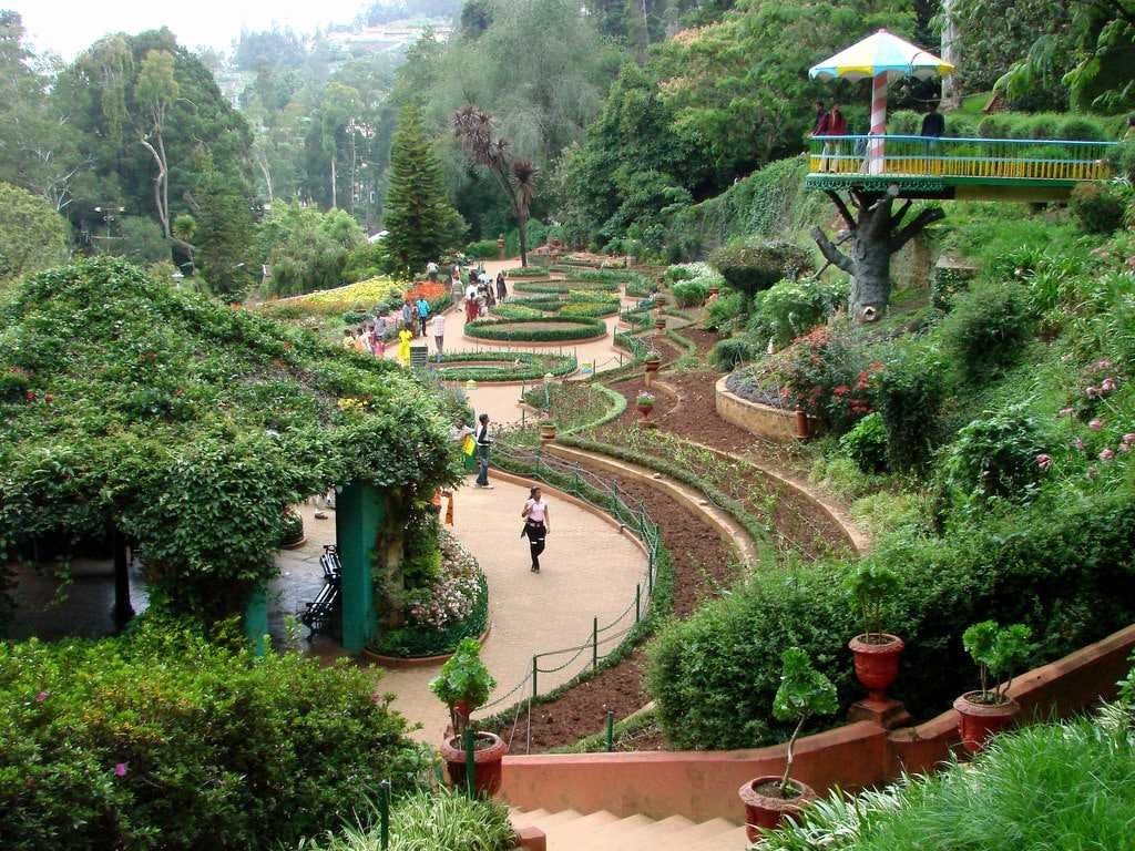 Mountain Botanical Gardens Nepal