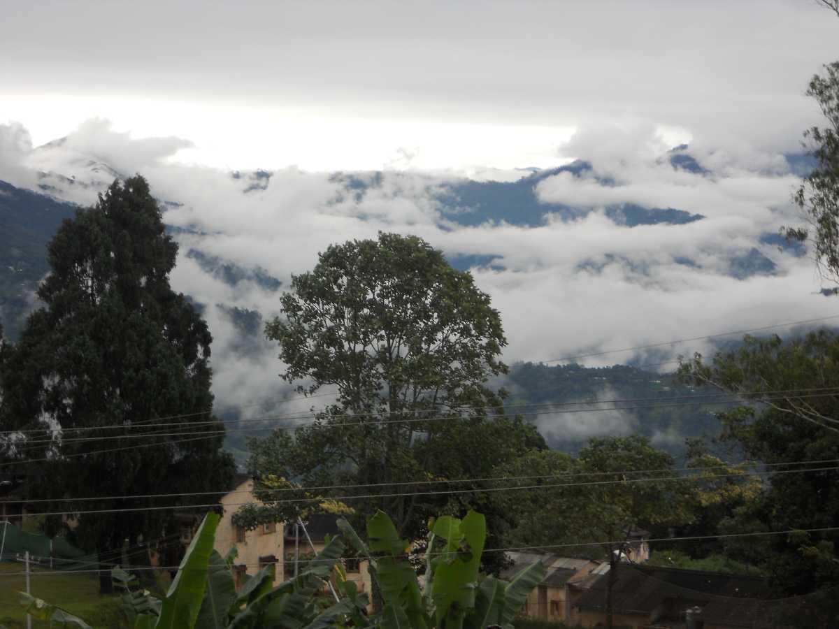Kalimpong in Winters