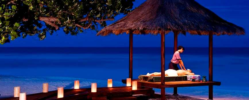 Banyan Tree Spa in Maldives