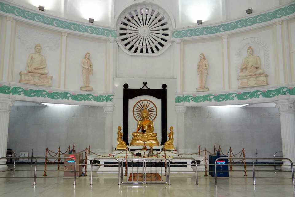 Best places to visit in Gulbarga Buddha Vihar