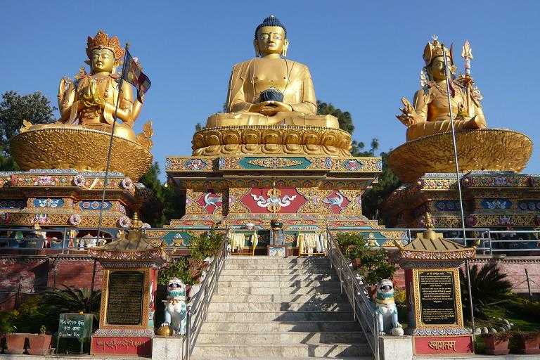 Buddhism, Religions in Nepal