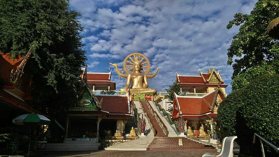 Things to do in Koh Samui with kids, buddha