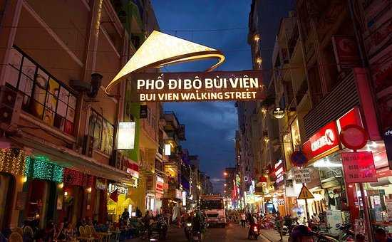 Backpakers' Street, Free Things to do in Ho Chi Minh City