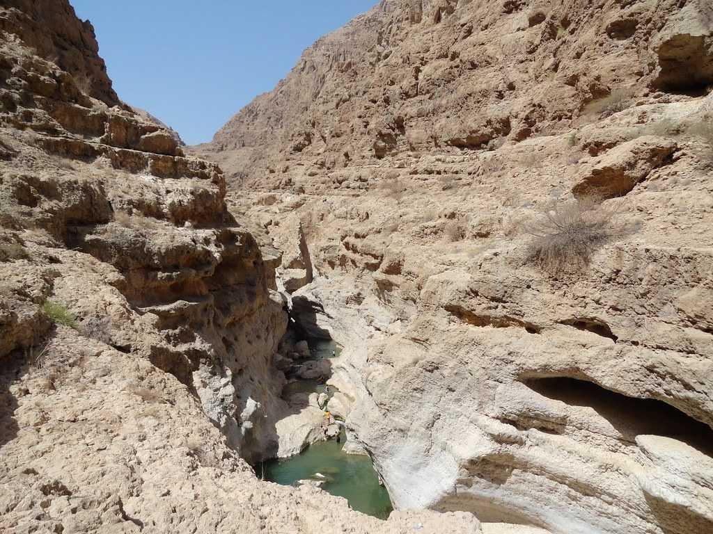 Wadi Suneik, Oman