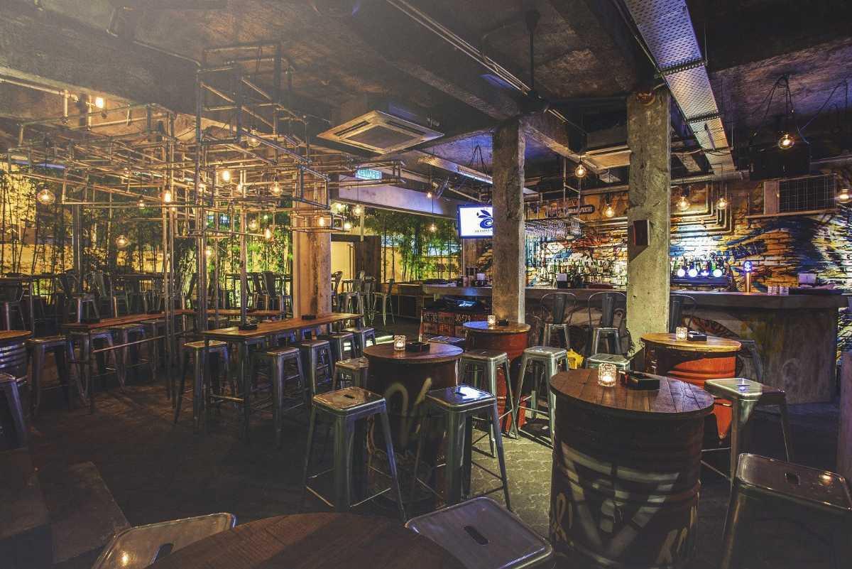 The Rabbit Hole, Nightclubs in Kuala Lumpur