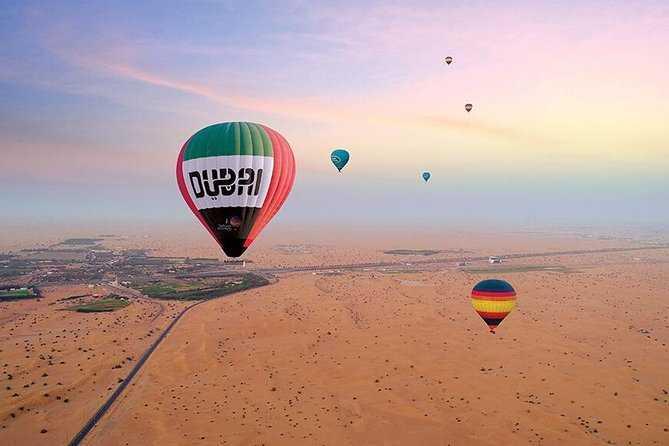Sunrise in Dubai from a Madinat Jumeirah, Dubai