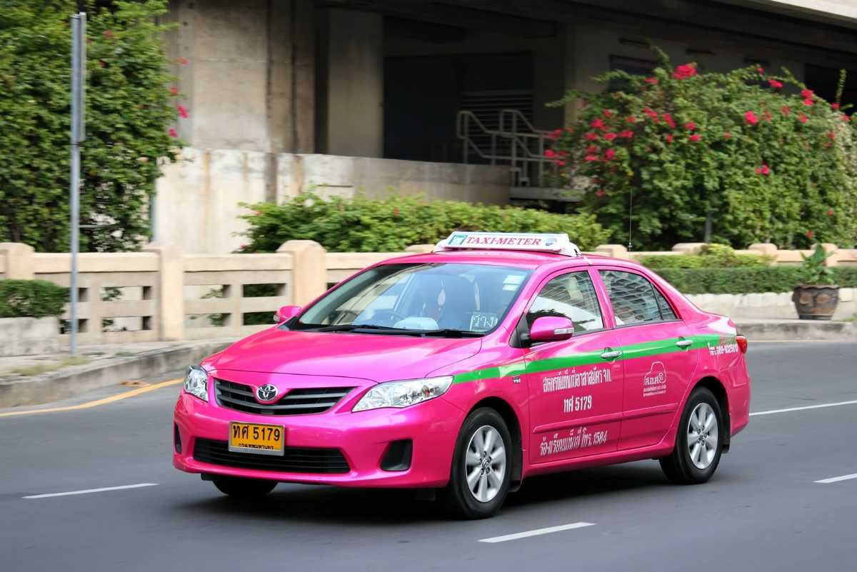 Colourful cabs in Bangkok, Interesting facts about Bangkok City