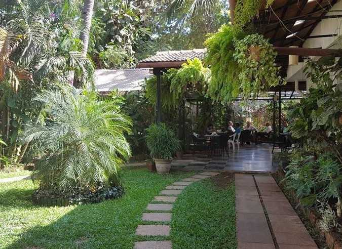 The Chocolate Paradise, Beach Shacks in Goa