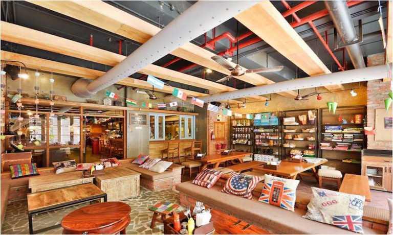 Cafe Delhi Heights, Live Music in Mumbai