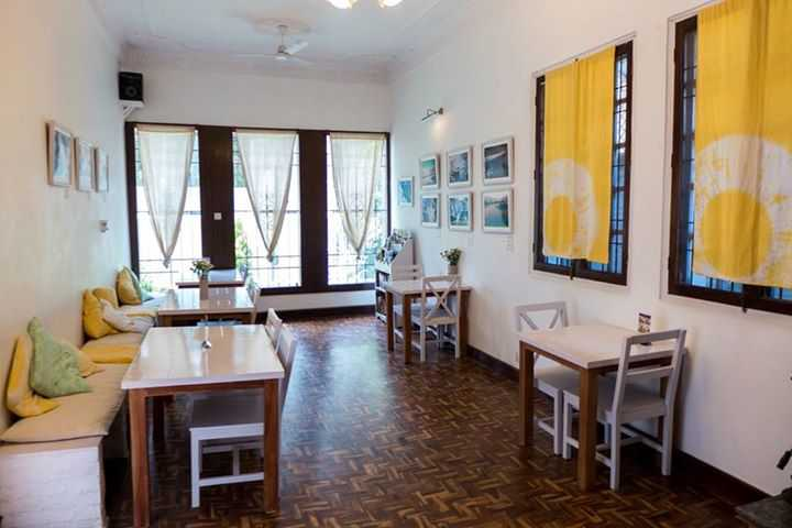 Cafe Mitini, Top 15 Cafes in Kathmandu