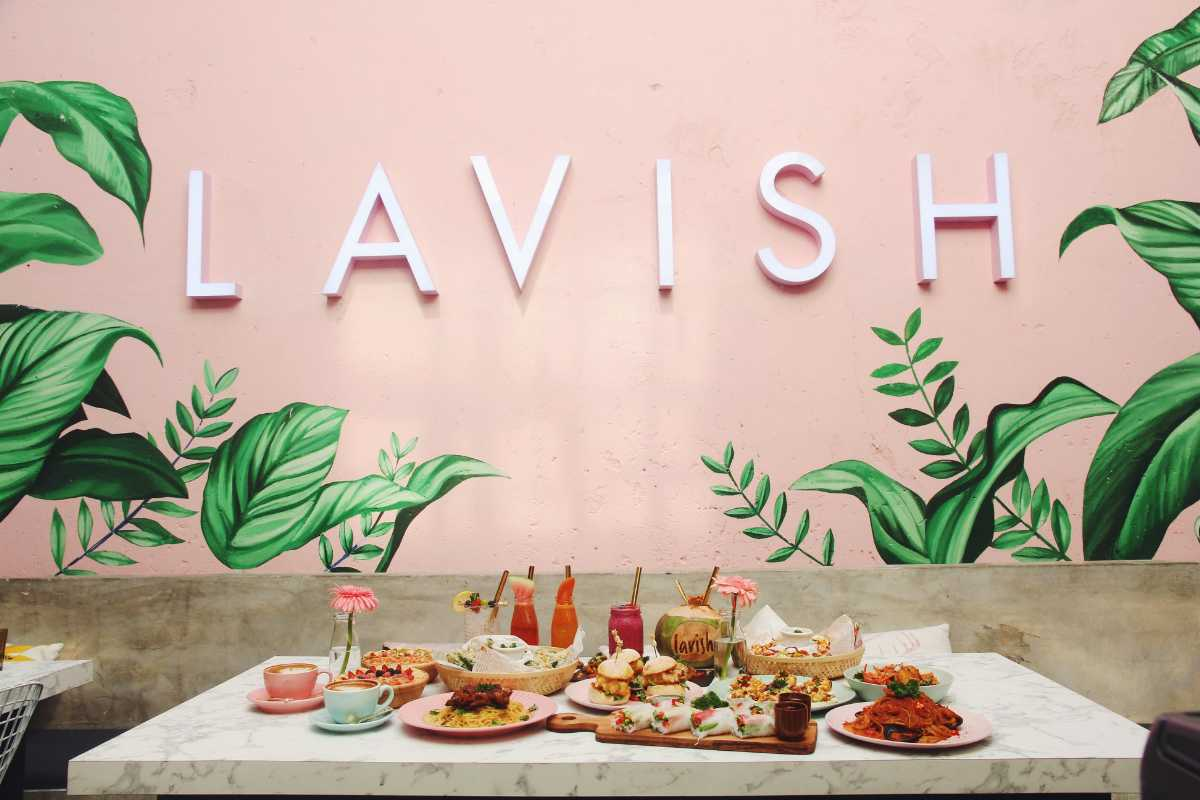 Lavish Fusion Bakery, Penang