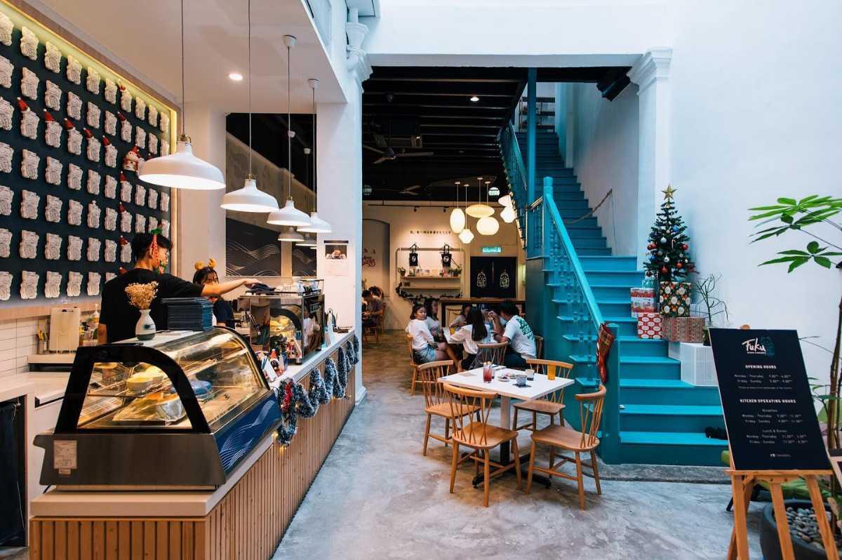 Fuku Eatery and Desserts, Penang