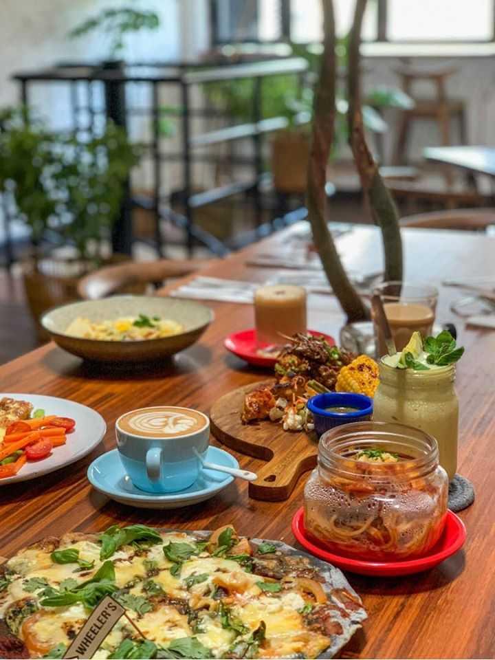 Wheeler's Cafe, Penang