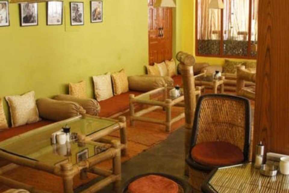 Drifter's Cafe, Manali cafes