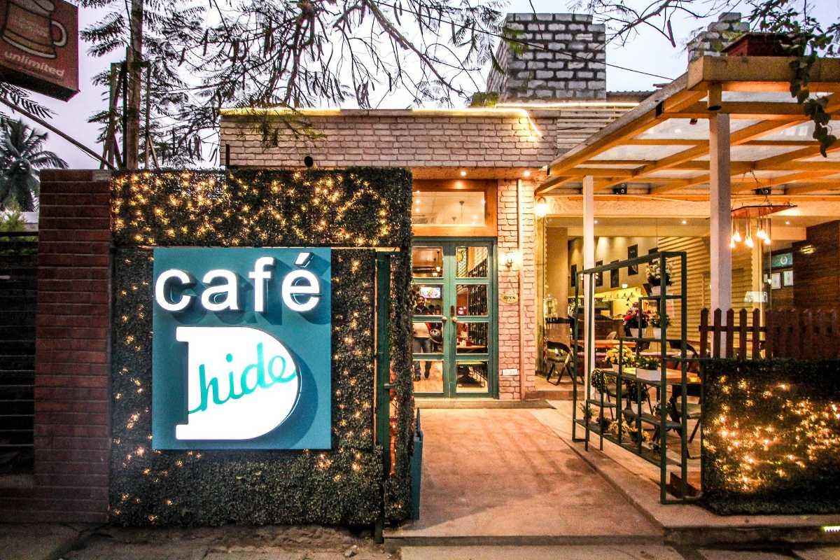 Cafe D'Hide
