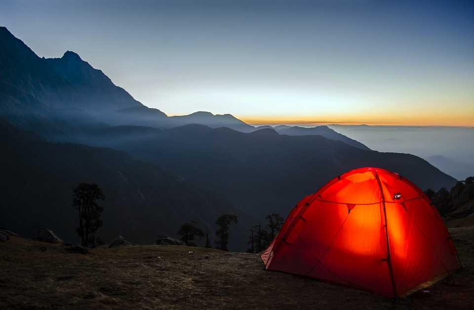 Camps, camping in manali