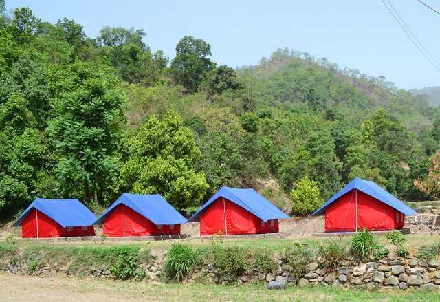 Nainital, Camping in Uttarakhand