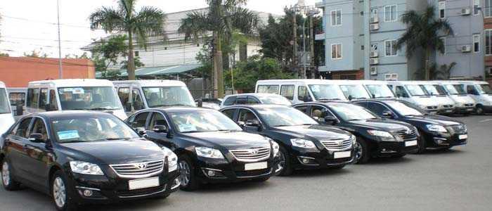 Car for Rent Hanoi