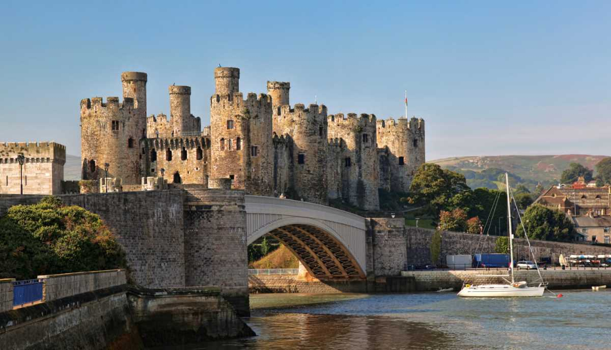 Wales, best countries to visit in august