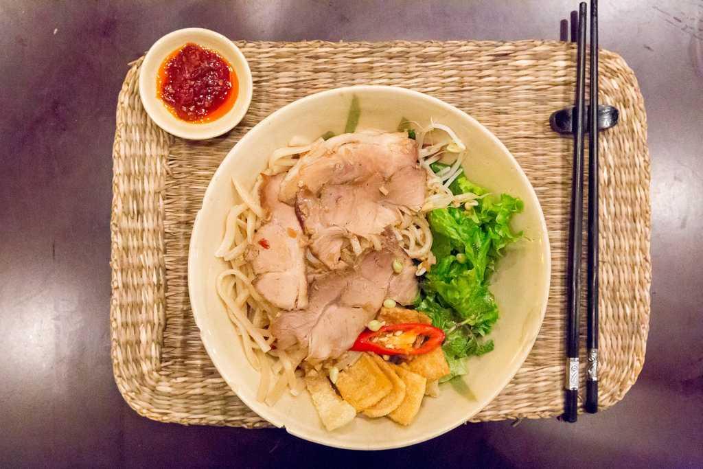 Street Food Vietnam, Cau Lau