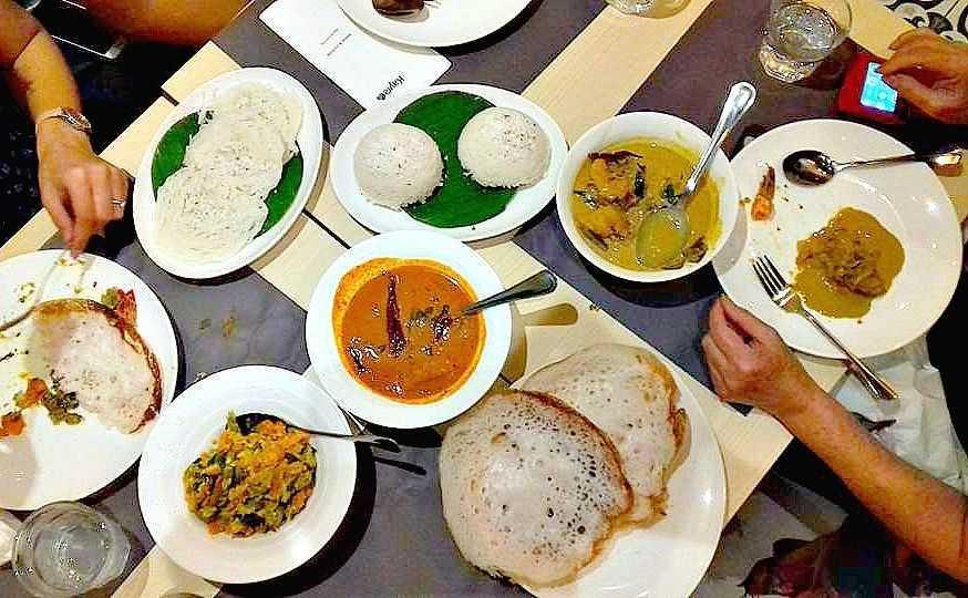 Kayra Authentic Kerala Cuisine, Indian Restaurants in Kuala Lumpur