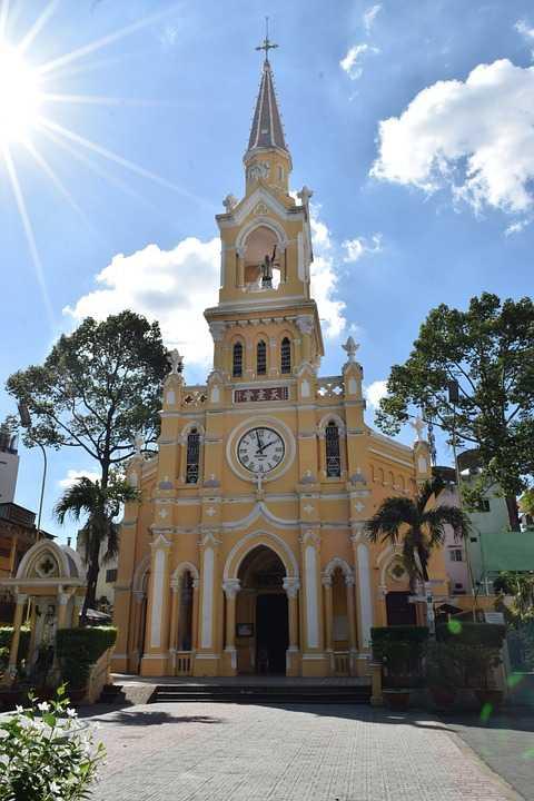 Cha Tam Church Ho Chi Minh City Vietnam