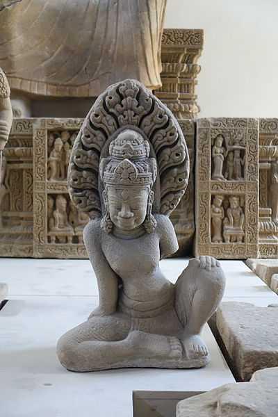 Pedestal Buddha Bodhisattva and Monk