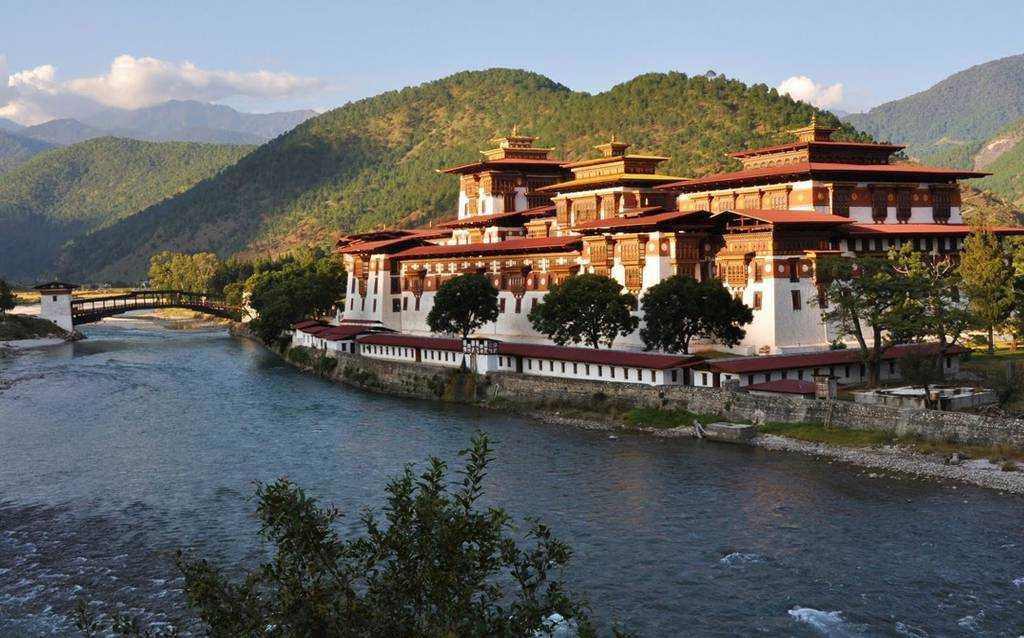 Changangkha Lhakhang Architecture