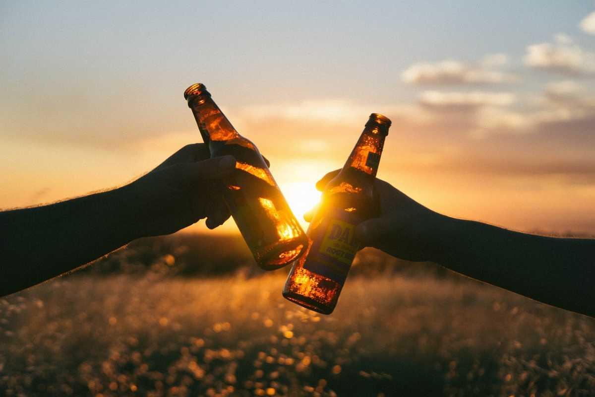 Drinks on the Beach, Nightlife in La Digue