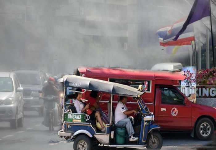 Burning Season Chiang Mai