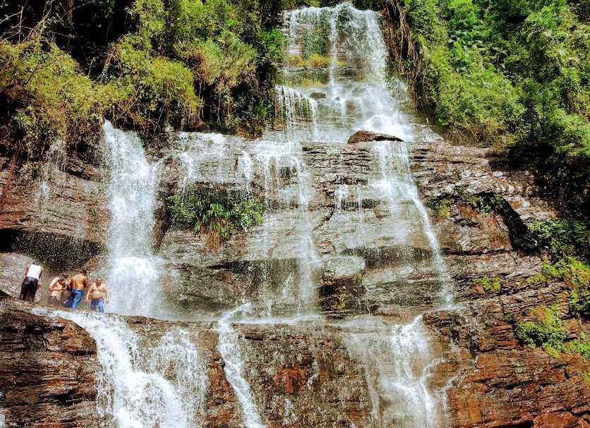 Jhari/Buttermilk Falls