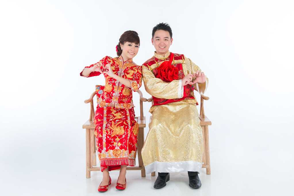 Chinese Dress, Traditional clothes of Malaysia
