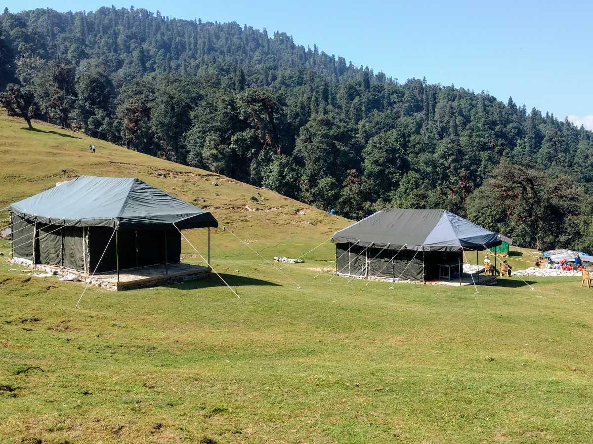 Chopta, Camping in Uttarakhand