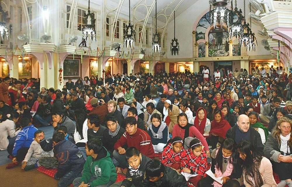 Christians, Religions in Nepal