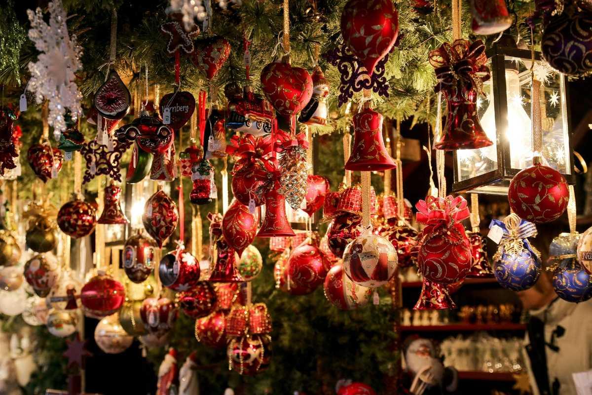 Christmas Market Marche de Noel