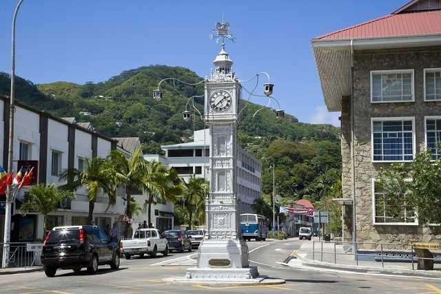 Victoria Clock Tower, History of Mahe