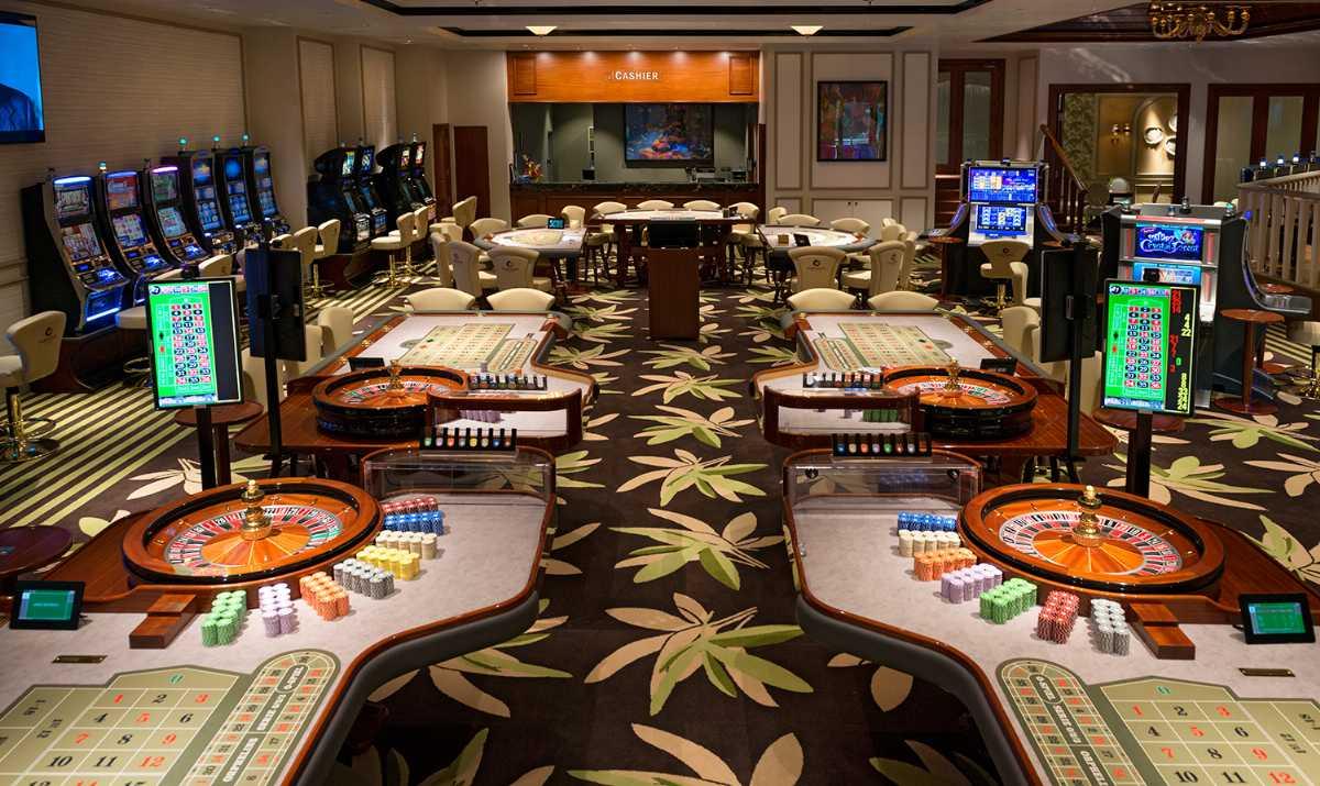 Club Liberte Casino, Seychelles nightlife