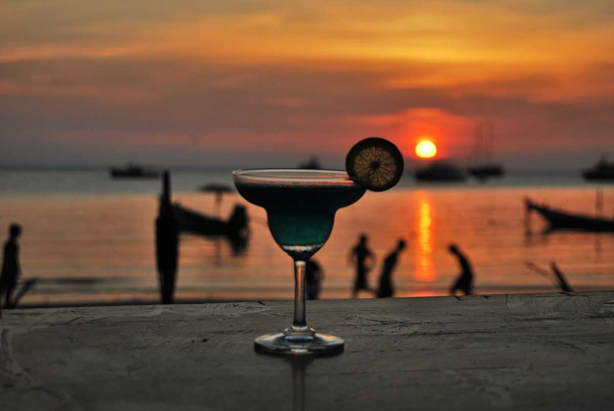 Palms and Sands, Nightlife in Goa