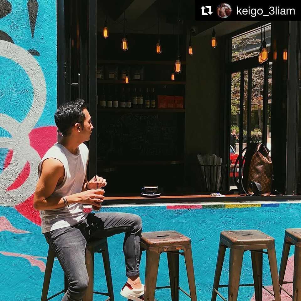 Polygon Cafe, Hong Kong