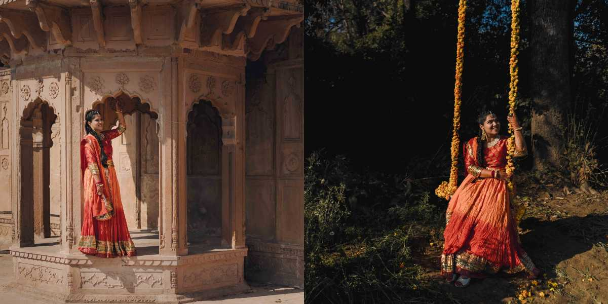 A quirky shoot for a quirky bride: Celebrating my first love, Travel
