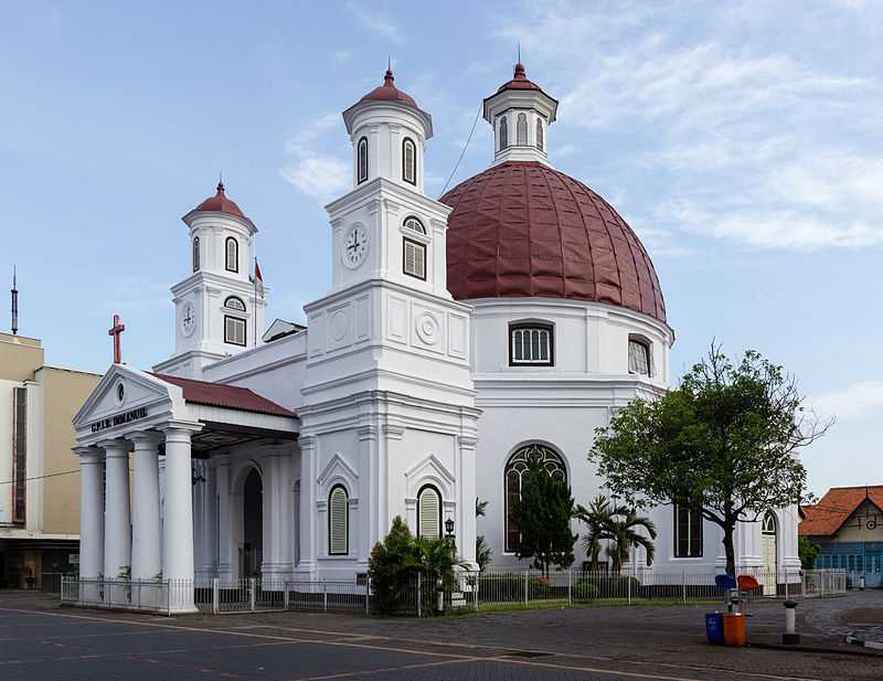 Colonial Architecture of Indonesia
