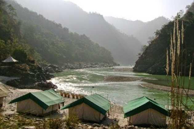 Corbett, Camping in Uttarakhand
